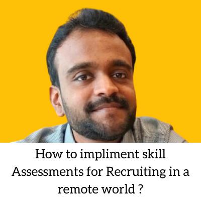 Guruprakash | Xobin Skills Assessment Expert